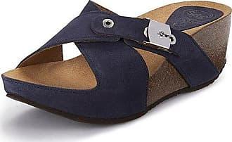 Scholl Pantolette Scholl blau