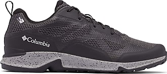 Columbia Mens Vitesse Outdry Walking Shoe, Black (Black, White 010), 10.5 (44.5 EU)