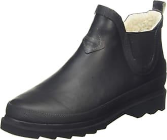 Regatta Womens Lady Harper Cosy Rubber Wellington Boot, Black (Black 800), 6.5 (40 EU)