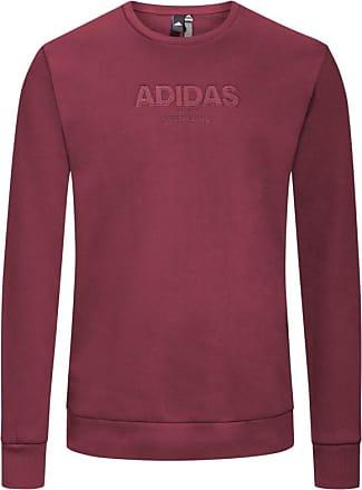 adidas pullover herren rot weiß