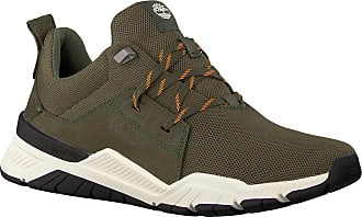 Timberland Grüne Timberland Sneaker Low Concrete Trail Oxford