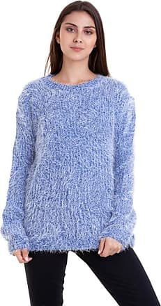 Kinara Suéter Pelinhos Gola Careca Kinara