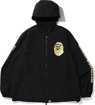 A Bathing Ape Jewlery Motif hooded jacket