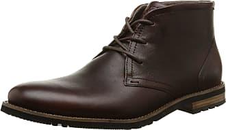 Rockport Mens Ledgehill 2 Chukka Ankle Boots, Brown (Dark Brown), 7.5 UK 41 EU