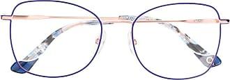 Etnia Barcelona Armação de óculos gatinho - Azul