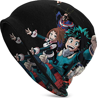 Not Applicable Clothing Toboggan Watch Caps,Adult Slouchy Beanie Hat,Unisex Stretchy Hedging Hat,Casual Headgear,My Hero Academia Widescreen Wallpapers Men Women Knit Cap,Win