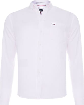 Tommy Jeans CAMISA MASCULINA OXFORD CLASSICS - ROSA