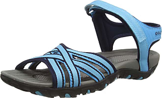 Gola Womens SAFED Hiking Sandals, Blue (Blue/Navy Ex), 7 (40 EU)