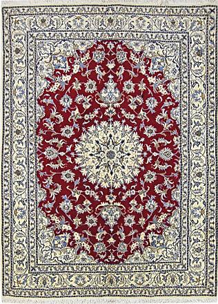 Nain Trading 237x169 Tappeto Nain Grigio Scuro/Beige (Lana, Persia/Iran, Annodato a mano)