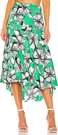 Alexis Lyons Skirt in Green