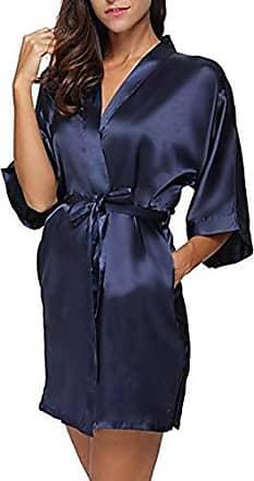 055e1b0580 Uface Morgenmantel 10%-30% Off Langarm Bademantel Damen Sexy Pyjamas  Saunamantel Bademantel Nachtwäsche