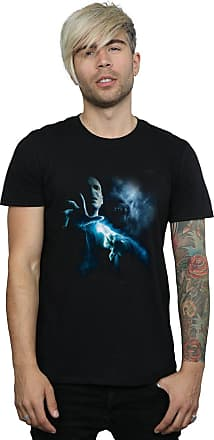 Harry Potter Mens Voldemort Shadow T-Shirt X-Large Black