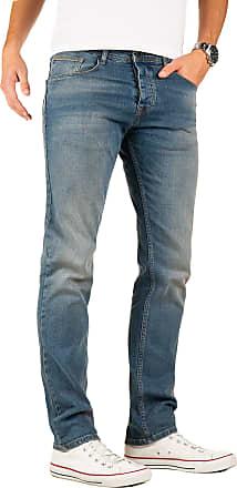 Yazubi Designer Mens Jeans Edvin - Slim Fit Jeans Royal Navy, Blue (Sky Captain 2R193922), W32/L34