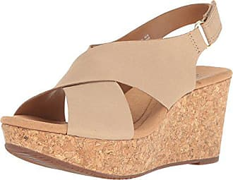 ae46038dc9fb Nude Clarks® Wedges  Shop at USD  77.60+
