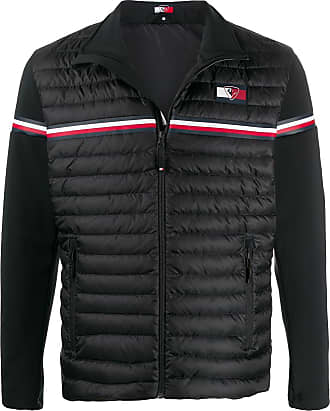 Rossignol x Tommy Hilfiger branded down jacket - Black