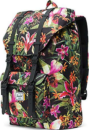 Herschel Little America Mid-Volume Backpack, Jungle Hoffman, One Size