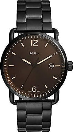 Fossil Relógio Fossil Masculino The Commuter 3h Date - Fs5277/4mn