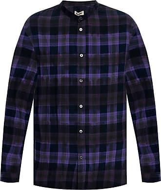 Zadig & Voltaire Check Shirt Mens Multicolour