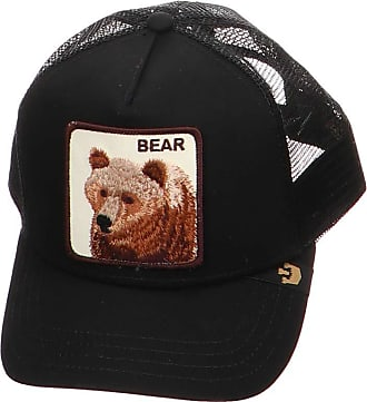 Trucker Cap Black Bear Noir Goorin Bros