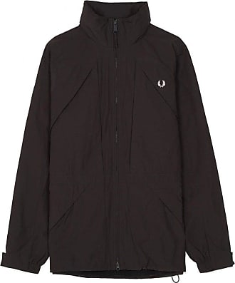 Fred Perry Offshore Zip-Through Jacket Black-XL
