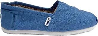 Toms Blaue Bridgeport Leinen Classics - 37.5 | blue | linen - Blue/Blue
