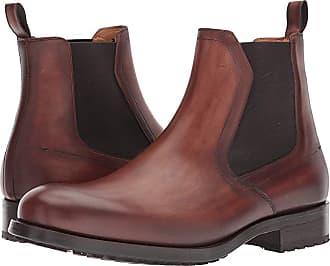 ae2ca1b63fd Magnanni Julian (Mid Brown) Mens Shoes