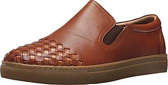 Zanzara Zanzara Mens Adder Slip-on Loafer, Cognac, 10.5 US