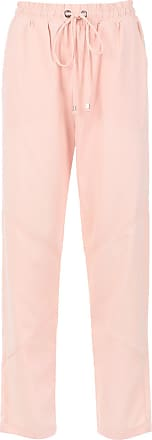 OLYMPIAH Peru straight trousers - Neutrals