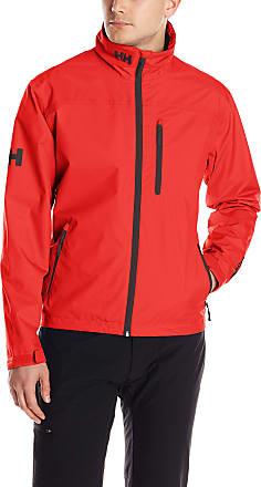 Helly Hansen Mens Crew Jacke-30263 39s Jacket, Red, XXX-Large