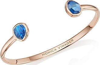 Monica Vinader Siren Thin Kyanite cuff - Metallic