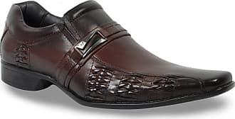 Rafarillo Sapato Social de Couro Rafarillo Masculino