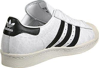 Adidas Superstar Sneaker blau weiß 36 23