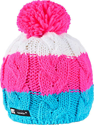 morefaz Knitted Wolly Style Beanie Lolly Ponpon Mens Womens Winter Warm SKI Snowboard Hats (Skippy 104) MFAZ Morefaz Ltd