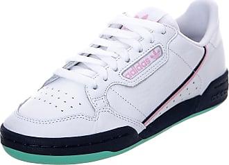 online store fce8f 1aaf2 adidas Continental 80 - White Blue Ecru - Sneakers Basse Donna taglia 39 1