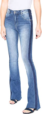 Lebôh Calça Jeans Lebôh Bootcut Azul