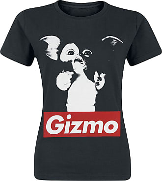 Gremlins Damen Gizmo Shadow Boyfriend Fit T-Shirt