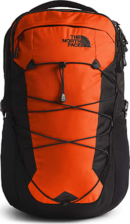 The North Face The North Face W Borealis Womens Rucksack, mens, NOT93KV3-PN8, Persianorn grip stop/Tnfblk, standard size