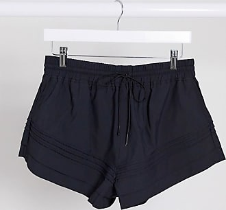 Free People Movement check it out shorts in black