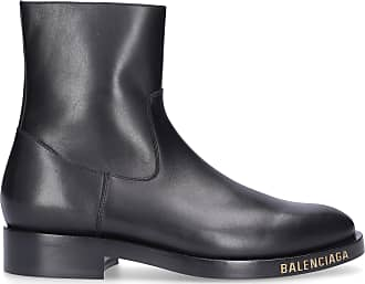 42d4b86b6fc Balenciaga® Leather Boots − Sale: up to −80% | Stylight