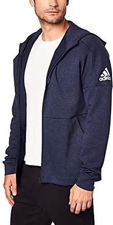 adidas ID Stadium Full Zip Trainingsjacke Herren Blau