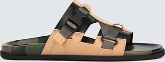 Valentino Garavani camouflage sandals