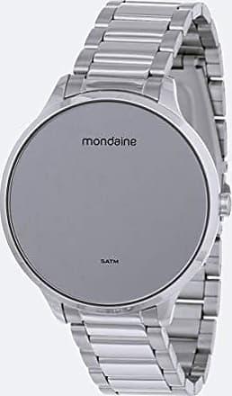 Mondaine Relógio Mondaine Feminino 32060lomvne4 Digital Espelho