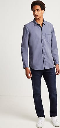 French Connection Overdyed Cotton Poplin Shirt