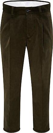 Pantaloni Torino Cordhose Style 05 dark olive bei BRAUN Hamburg