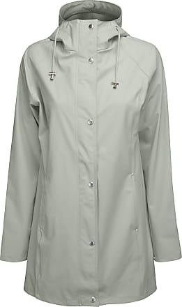 Ilse Jacobsen | RAIN87 | True Raincoat | 100% Polyester Tricot with PU Coating | Green Lily | 44