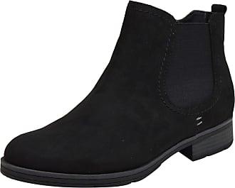 Jana Womens 8-8-25376-25 Ankle Boot, Black, 8 UK