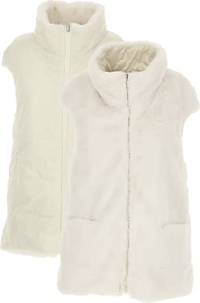 Save The Duck Down Jacket for Women, Puffer Ski Jacket On Sale, White, polyester, 2017, 2
