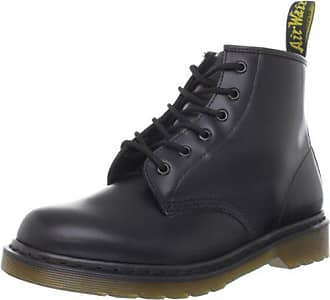 Martens EU Dr adulte Noir Boots Black 12 mixte Smooth Smooth UK 101 Martens 47 Dr drB0qr7