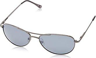 f07baf45a8c02 Anarchy Eyewear Mens Fugitive Polarized Aviator Sunglasses