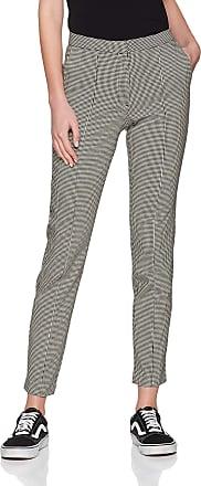 Pieces Womens Pclogan Slim Mw AOP Ankle Pant-in Trouser, Multicolour, W31 (Size:)
